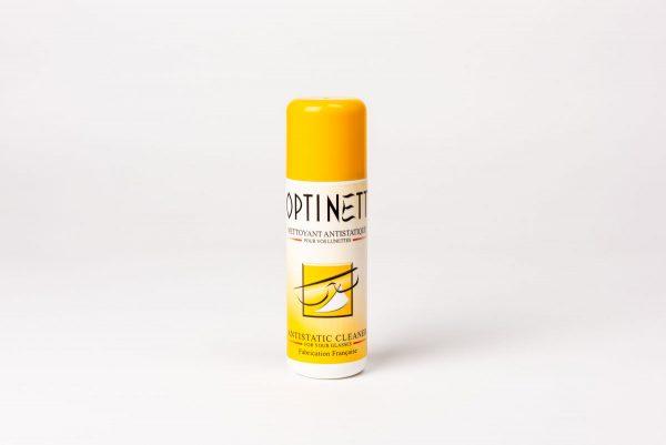 Optinett rengöringsspray för rengöring av glasögon