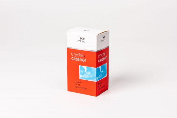 Crystal cleaner ytrengöringsvätska för linser.