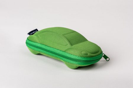 Glasögonfodral för barnglasögon- Figur bil