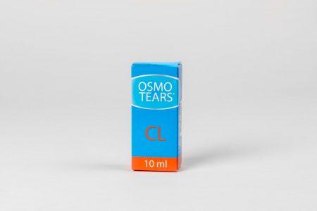 OSMA TEARS CL - Fuktande ögondroppar vid kontaktlinsanvändning