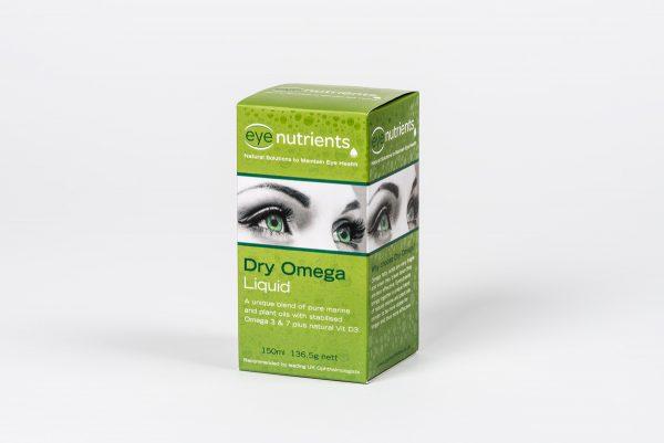 Kosttillskott - Flytande Omega 3